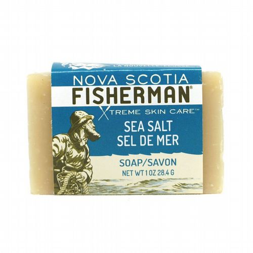 Nova Scotia Fisherman - Sea Salt  Soap